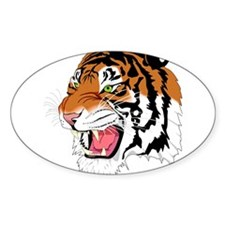 Tiger Decal
