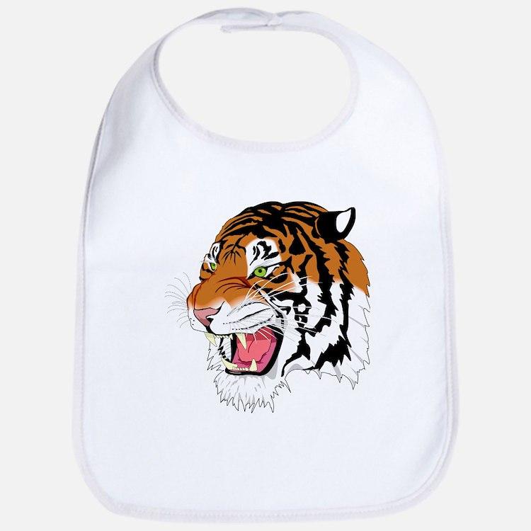 Tiger Bib