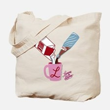 Laverne and Shirley: Milk and Pepsi Tote Bag