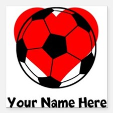 Soccer Car Magnets Personalized Soccer Magnetic Signs For Cars - Custom car magnets canada