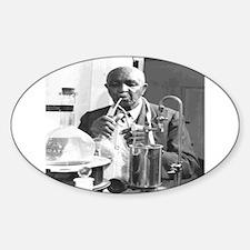 George Washington Carver Decal