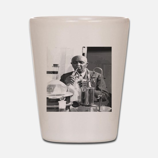 George Washington Carver Shot Glass