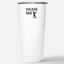 Walking Dad Stainless Steel Travel Mug