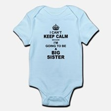 Cute Anxiety Infant Bodysuit