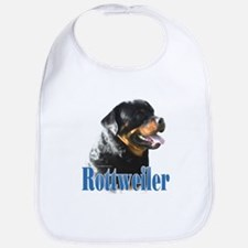 Rottweiler Name Bib