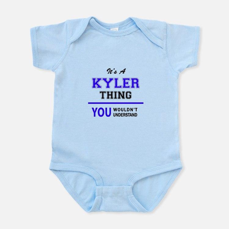 Cute Kyler Infant Bodysuit
