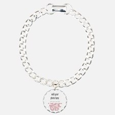 In Memory Of Personalize Bracelet