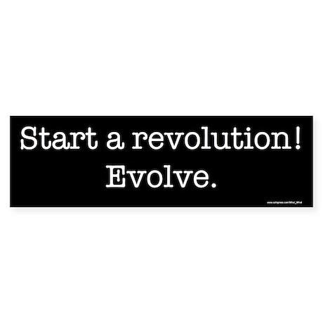 Evolve Bumper
