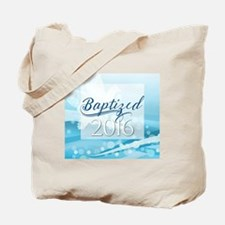Baptized 2016 Tote Bag