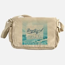 Baptized 2016 Messenger Bag
