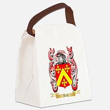 Rich Canvas Lunch Bag
