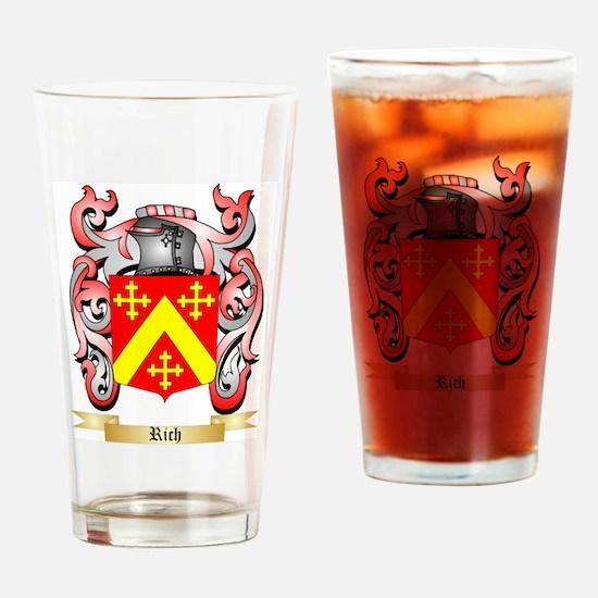 Rich Drinking Glass
