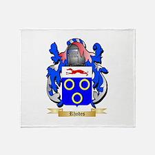 Rhodes Throw Blanket