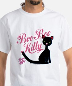 Laverne and Shirley Boo Boo Kitty Shirt
