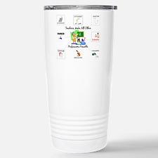 Teach Travel Mug