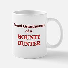 Proud Grandparent of a Bounty Hunter Mugs
