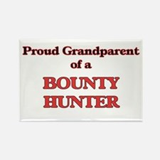 Proud Grandparent of a Bounty Hunter Magnets