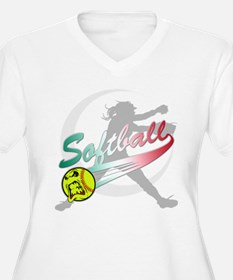 Unique Softball T-Shirt