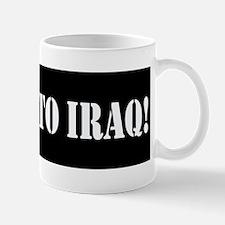 Send OJ to Iraq Mug