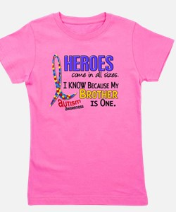 Unique Awareness and support Girl's Tee