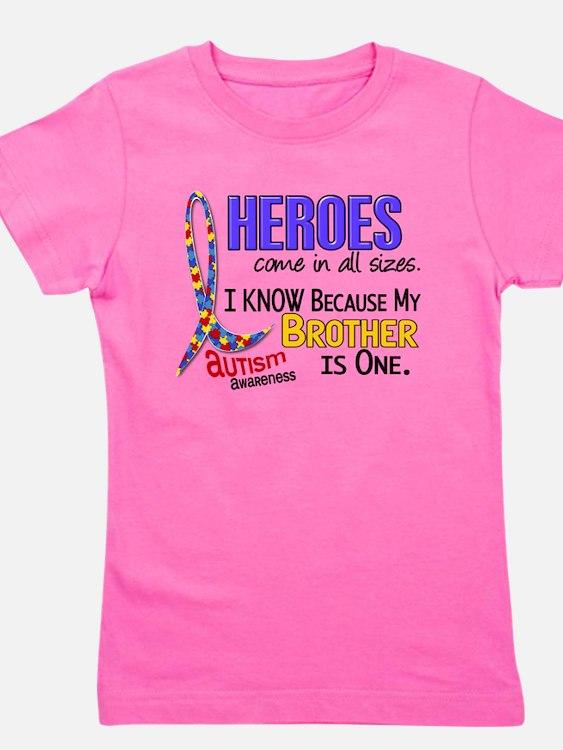 Cute Not all heroes wear a cape Girl's Tee