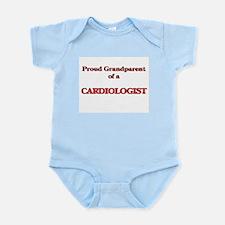 Proud Grandparent of a Cardiologist Body Suit