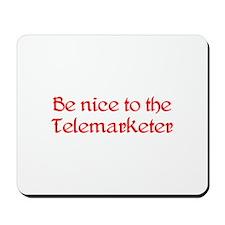 Telemarketer Mousepad