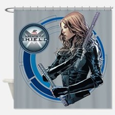 MAOS Mockingbird Shower Curtain