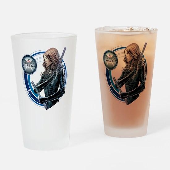 MAOS Mockingbird Drinking Glass
