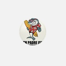 South Padre Island, Texas Mini Button