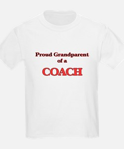 Proud Grandparent of a Coach T-Shirt