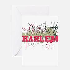 Harlem Urban NYC II Greeting Card