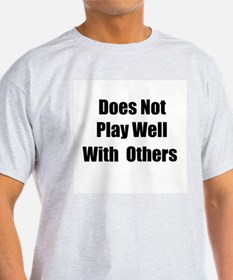 Cute Play with others T-Shirt