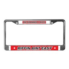 Cute Grammer License Plate Frame