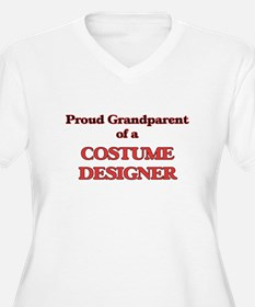 Proud Grandparent of a Costume D Plus Size T-Shirt