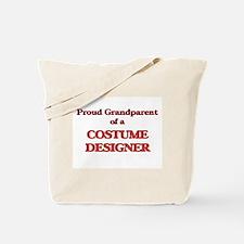 Proud Grandparent of a Costume Designer Tote Bag