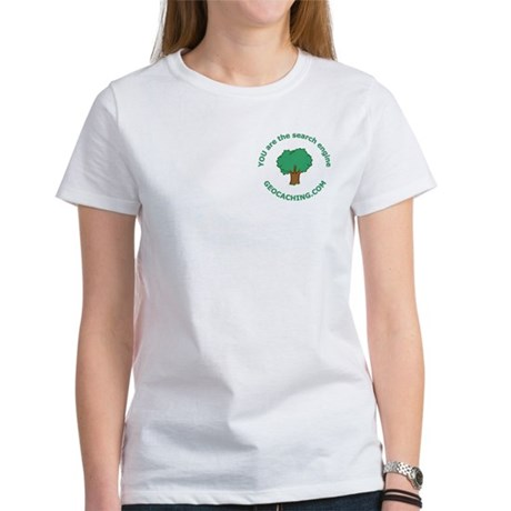 Geocache Women's T-Shirt