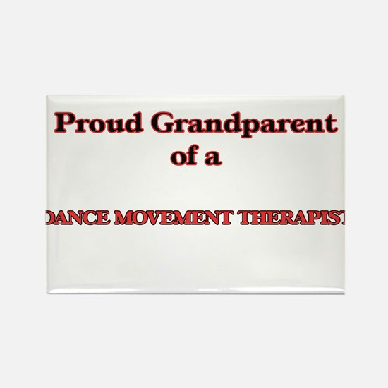 Proud Grandparent of a Dance Movement Ther Magnets