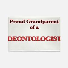 Proud Grandparent of a Deontologist Magnets