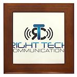 Right Tech Main Logo Framed Tile
