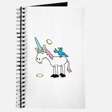 Hoops the Unicorn Journal