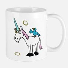 Hoops the Unicorn Mugs