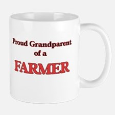 Proud Grandparent of a Farmer Mugs