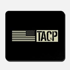 U.S. Air Force: TACP (Black Flag) Mousepad