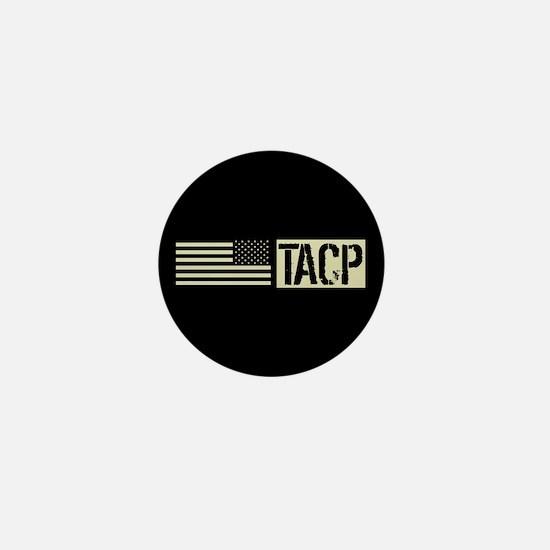 U.S. Air Force: TACP (Black Flag) Mini Button