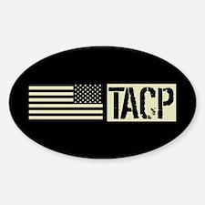 U.S. Air Force: TACP (Black Flag) Decal