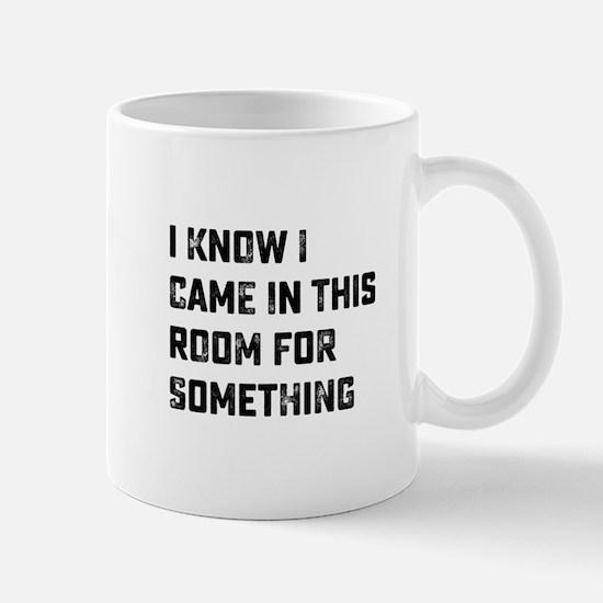 Room for Something Mugs