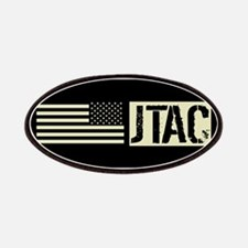 U.S. Air Force: JTAC (Black Flag) Patch