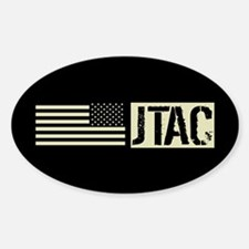 U.S. Air Force: JTAC (Black Flag) Decal