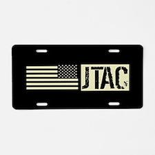 U.S. Air Force: JTAC (Black Aluminum License Plate